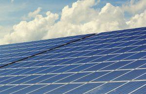 solar panel inline